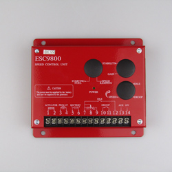 YUNYI Speed Control Unit Governor Controller ESC9800