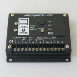 Engine Speed Controller Governor Control Unit S6700E